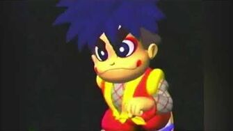 Mystical Ninja Starring Goemon - Promotional video (1997)