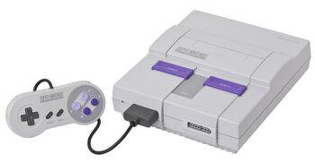 Super Nintendo Entertainment System - 01