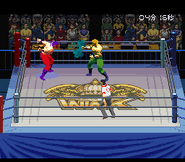 Jikkyō Power Pro Wrestling '96 - Max Voltage - 03