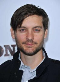 Tobey Maguire (now)