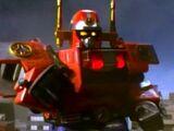 Zords in Power Rangers: Lightspeed Rescue