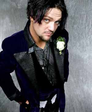 Bam Margera Power Rangers Lg Galactic Military Police Defenders