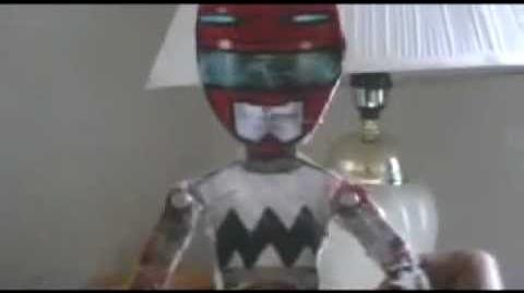 Red Galaxy Ranger Intern - Power Rangers Lost Galaxy Dropped from Vortexx Lineup (1-19-2013)