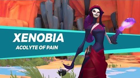 Xenobia - Acolyte Skin