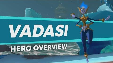 Gigantic Hero Overview - Vadasi