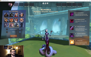 Raid select Xenobia