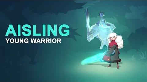 Gigantic - Aisling Abilities Preview