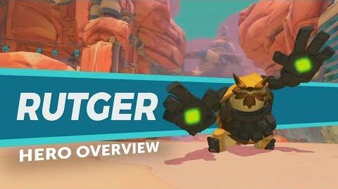 Gigantic Hero Overview - Rutger