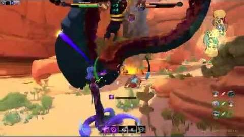 Gigantic Alpha - Xenobia Gameplay HD