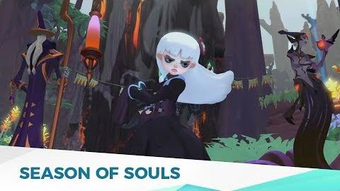 Gigantic Season of Souls Update Trailer