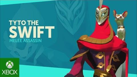 Gigantic Hero Spotlight - Tyto the Swift