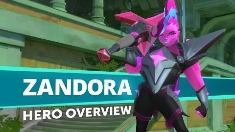 Gigantic Hero Overview - Zandora