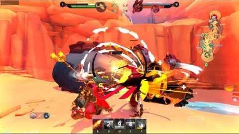 Gigantic Beta - Charnok Gameplay UHD