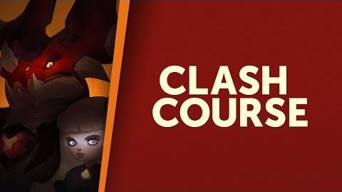 Clash Course Special Halloween Stream!