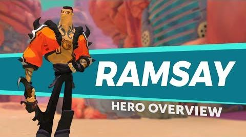 Gigantic Hero Overview - Ramsay