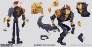 Ramsay Lost Boy skin concept