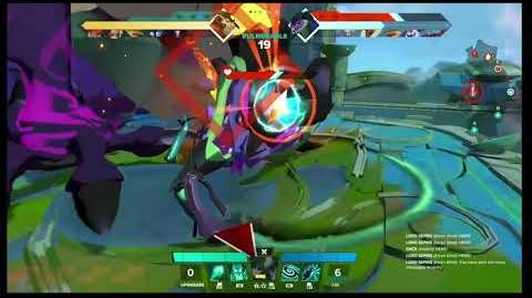 Gigantic Ezren Ghal No Commentary Gameplay