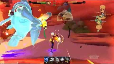 Gigantic Beta - Tripp Gameplay UHD