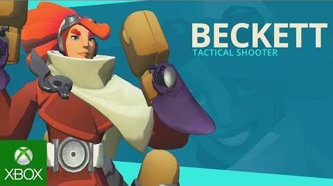 Gigantic Hero Spotlight - Beckett