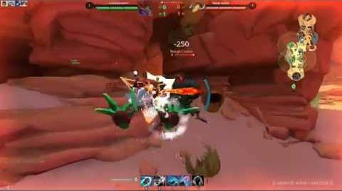 Gigantic Alpha - Wu Gameplay HD