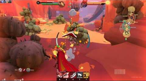 Gigantic Beta - Tyto the Swift Gameplay UHD