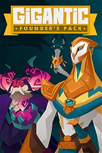 Gigantic Founder's Pack