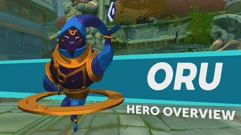 Gigantic Hero Overview - Oru