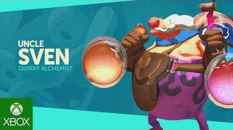 Gigantic Hero Spotlight - Uncle Sven