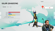 Shadow stream 01