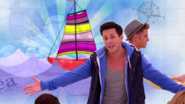 Steve with a Sailboat in This Is the Life (The Go!Go!Go! Show, Nick Jr.)