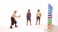 Mr Baffled with Carl and Steve in Blue Sky Sunshine Day (The Go!Go!Go! Show, Nick Jr.)