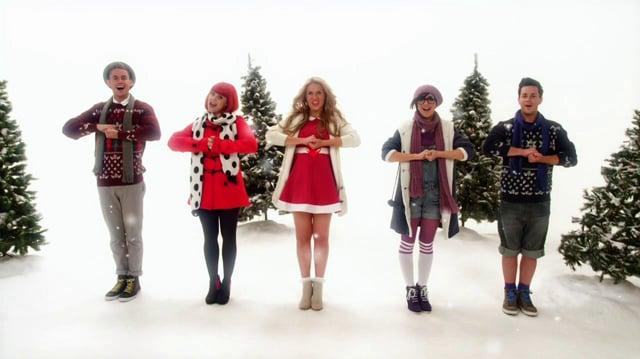 Go!Go!Go! - 'I Love Christmas Time' OFFICIAL MUSIC VIDEO