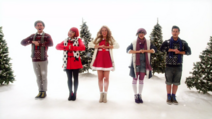 Main Characters in I Love Christmas Time (The Go!Go!Go! Show, Nick Jr.)