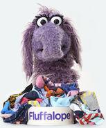 Fluffalope with Socks (The Go!Go!Go! Show, Nick Jr.)