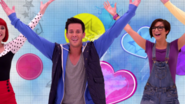 Jade and Steve in This Is the Life (The Go!Go!Go! Show, Nick Jr.)