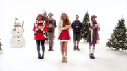 Characters in I Love Christmas Time (The Go!Go!Go! Show, Nick Jr.)