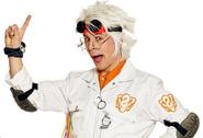 Original Mr Baffled (The Go!Go!Go! Show, Nick Jr.)