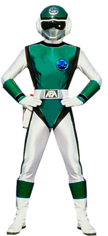 File:Gokaiger - Green Flash - Gokai Change.png
