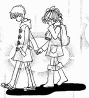 Mikako-Tsutomu-children