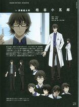 Kogorou profile