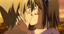 Stolen kiss