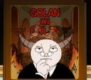 Golan on Golan