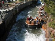 Thunder River Rapids Ride