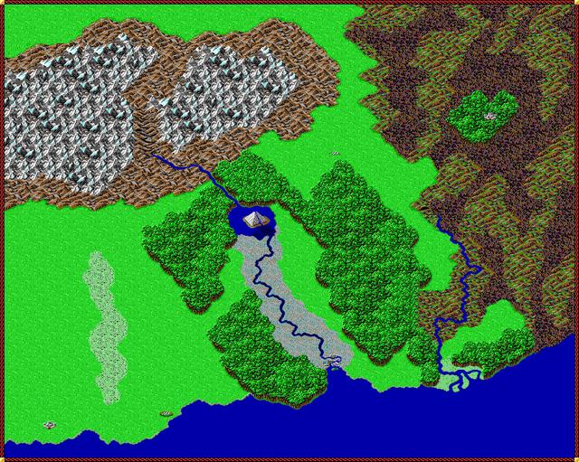 Pool of Radiance Overland
