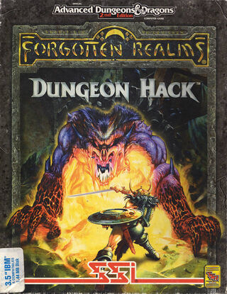 Dungeon Hack cover