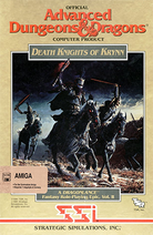 Death Knights of Krynn Coverart