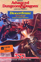 DragonStrike Coverart
