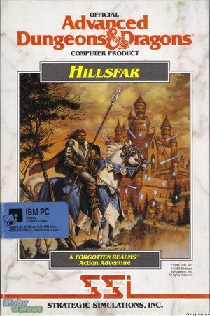 Hillsfarcover