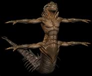 GABR-DeathAdder TF model