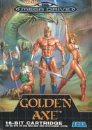 Golden Axe MDE